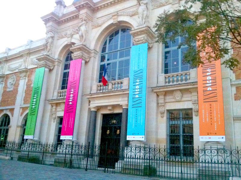 exposition décor et installation